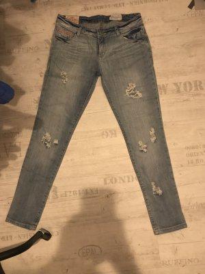 Superdry - destroyed Jeans