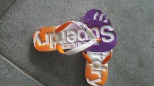 Superdry Flip Flops Größe 39/40