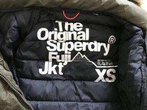 Superdry Fuji Jacke in xs zu verkaufen!