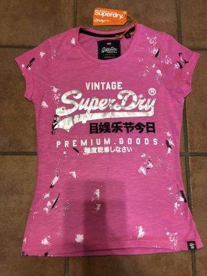 Superdry goods doodle Tshirt - Neu mit Etikett