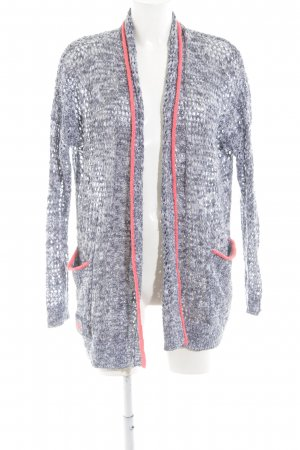 Superdry Crochet Cardigan flecked casual look