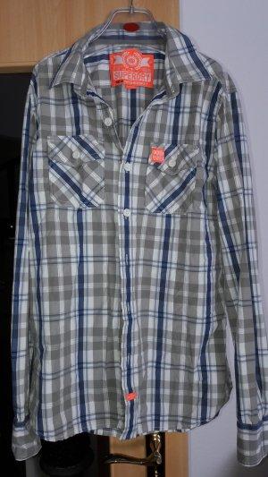 Superdry Camicia da boscaiolo multicolore