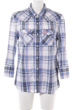 Superdry Camisa de leñador estampado a cuadros look casual