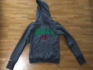 Superdry Hoodie Kapuzen Pullover XS 32 34