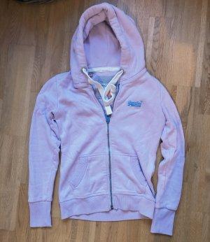 Superdry Giacca fitness rosa chiaro