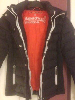 SuperDry Jacke dunkelblau