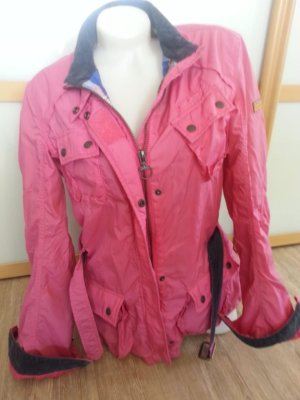 Superdry Outdoor jack roze-donkerblauw