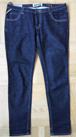#Superdry #Jeans #Black Denim #Baby Blue