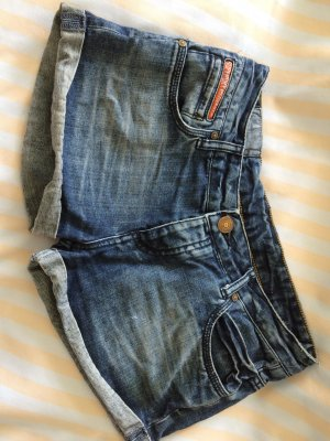 Superdry Jeans Shorts Summer Must Have stonewashed blau 28