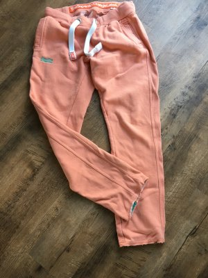 Superdry Jogginghose in apricot
