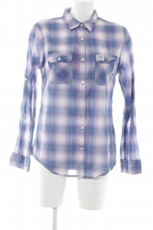 Superdry Karobluse Karomuster Country-Look