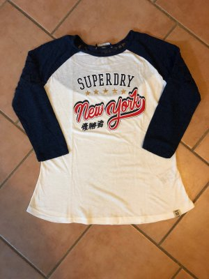 Superdry Lace Insert Baseball - Neu