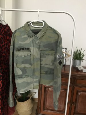 Superdry Military Jacket multicolored