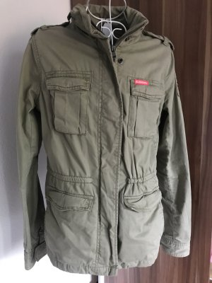 Superdry Military Jacket Größe S