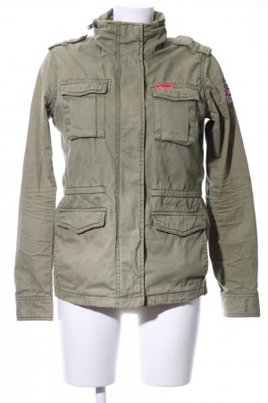 Superdry Military Jacket khaki casual look