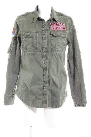 Superdry Militaryjacke khaki Military-Look