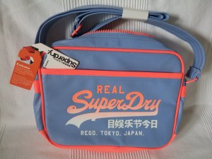 Superdry Sports Bag multicolored