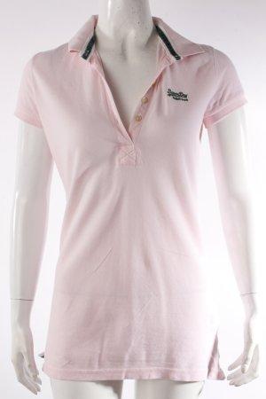 Superdry Poloshirt rosa