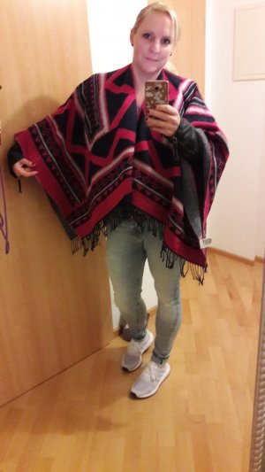 Superdry Poncho multicolore