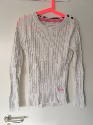 Superdry Crochet Sweater multicolored