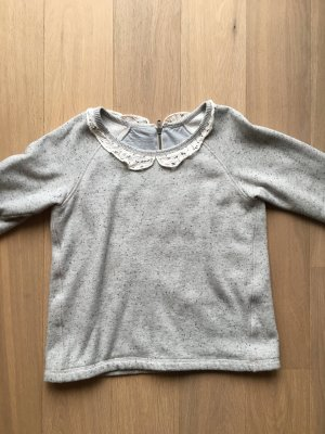 Superdry Pulli in grau