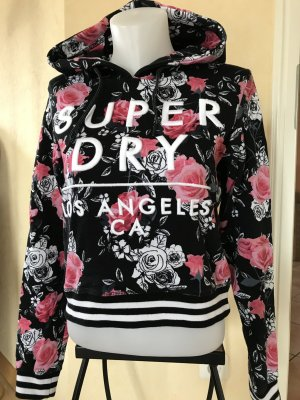 Superdry Hooded Sweatshirt black
