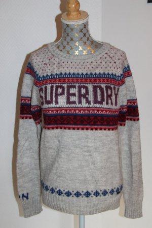 Superdry Pullover Gr. S Norweger