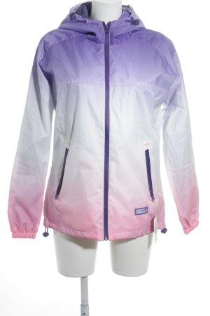 Superdry Regenjacke Farbverlauf Casual-Look