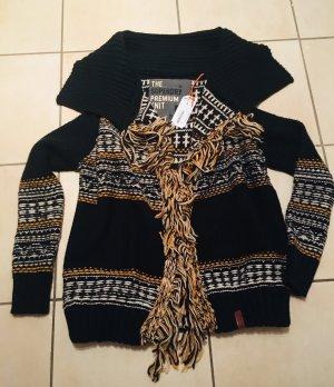 Superdry Giacca di lana multicolore