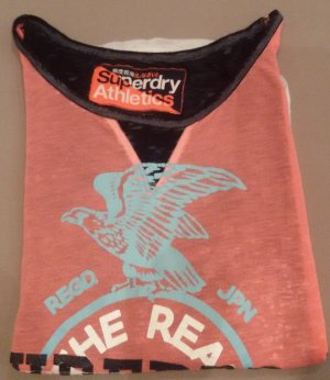 Superdry Top extra-large multicolore
