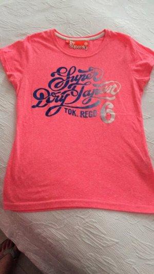 Superdry Shirt Gr M # pink#