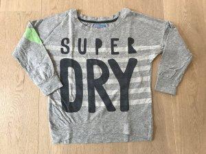 SUPERDRY Shirt, Used Look, Größe S