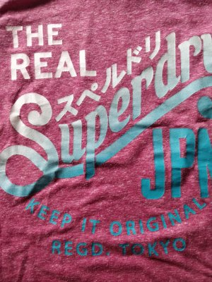 Superdry Shirt XS