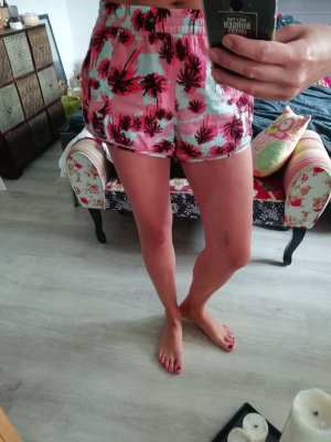 Superdry Shorts Hotpants Palmen S