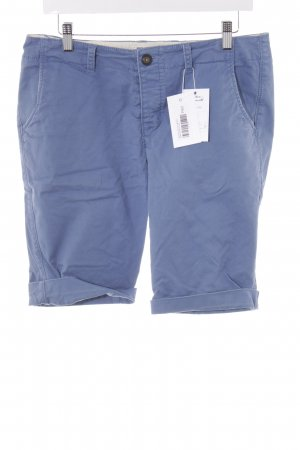 Superdry Shorts stahlblau Street-Fashion-Look
