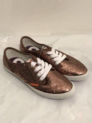 SUPERDRY Sneaker bronze Gr.39 NEU Schuhe
