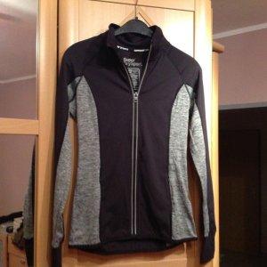 Superdry Sports Jacket grey-black