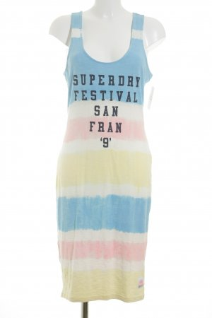 Superdry Strandkleid Streifenmuster Beach-Look