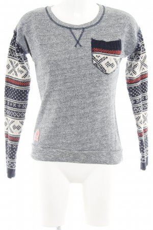 Superdry Strickpullover meliert Casual-Look