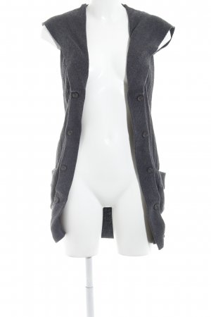 Superdry Knitted Vest dark grey casual look