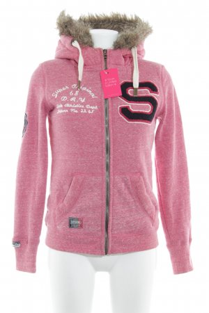 Superdry Giacca fitness multicolore stile casual