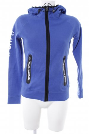 Superdry Sweatjacke mehrfarbig Casual-Look