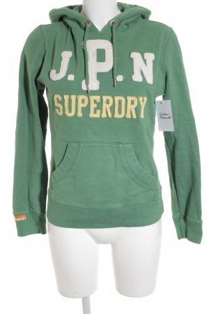 Superdry Sweat Shirt green casual look