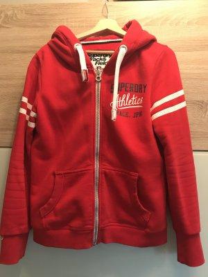 Superdry Shirtjack rood