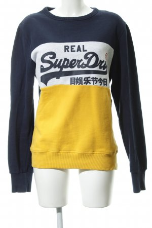 Superdry Suéter multicolor look casual