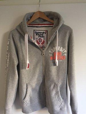 Superdry Shirt Jacket light grey