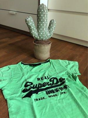 Superdry Camicia fantasia verde