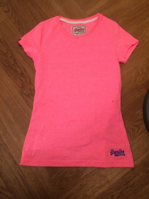 Superdry T-Shirt enganliegend