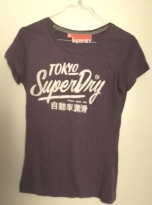 Superdry T_Shirt in lila
