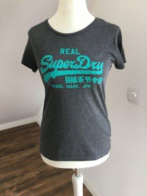 Superdry T-Shirt klassischer Schnitt